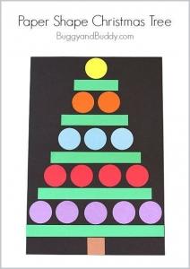 Χριστουγεννιάτικη παιδική κατασκευή