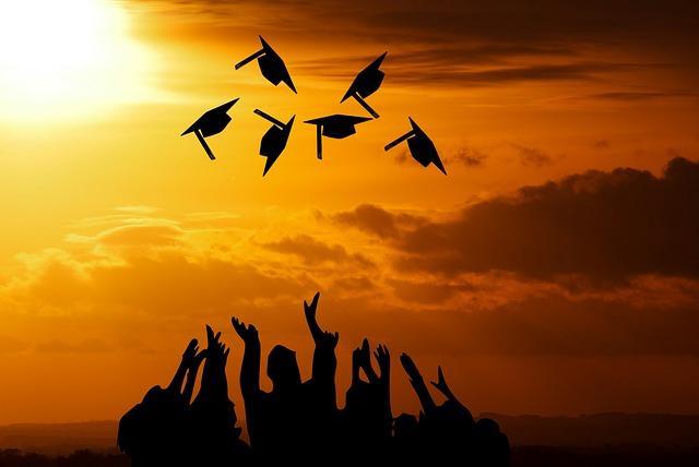 τελετές αποφοίτησης